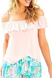 Lilly Pulitzer Ruffle Top - Product Mini Image