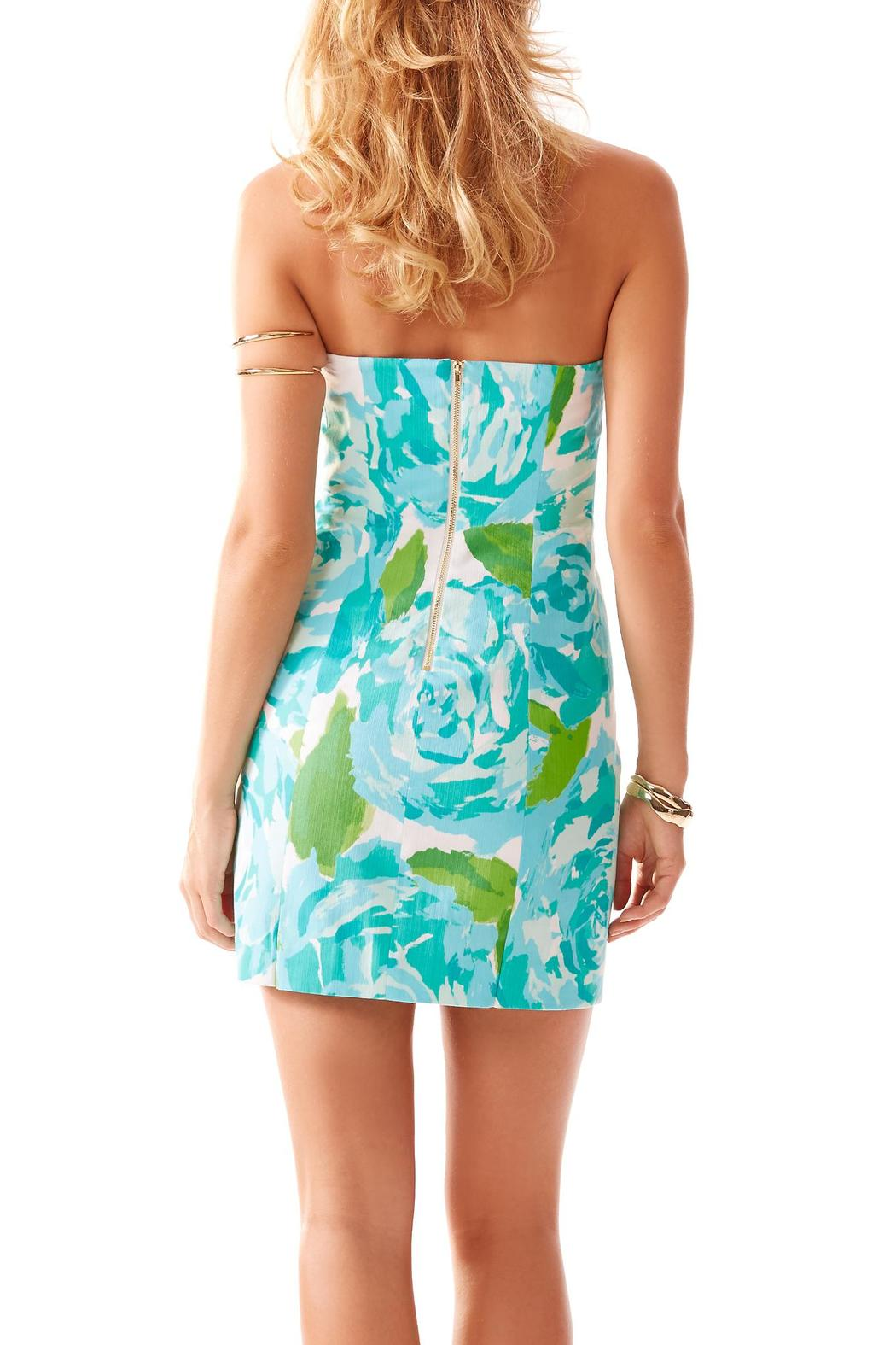 dc99dfc2b4be Lilly Pulitzer Tansy Strapless Dress from Sandestin Golf and Beach ...