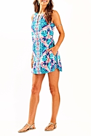 Lilly Pulitzer Tanya Romper - Product Mini Image