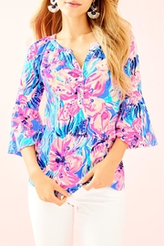 Lilly Pulitzer Teigen Top - Product Mini Image