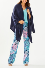 Lilly Pulitzer Terri Cashmere Wrap - Side cropped