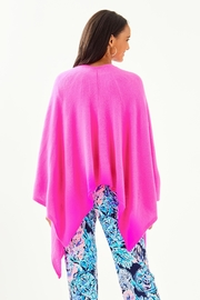 Lilly Pulitzer Terri Cashmere Wrap - Front full body