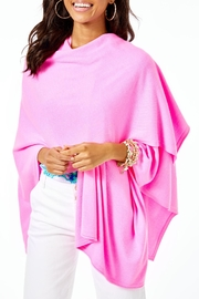 Lilly Pulitzer Terri Wrap - Front cropped