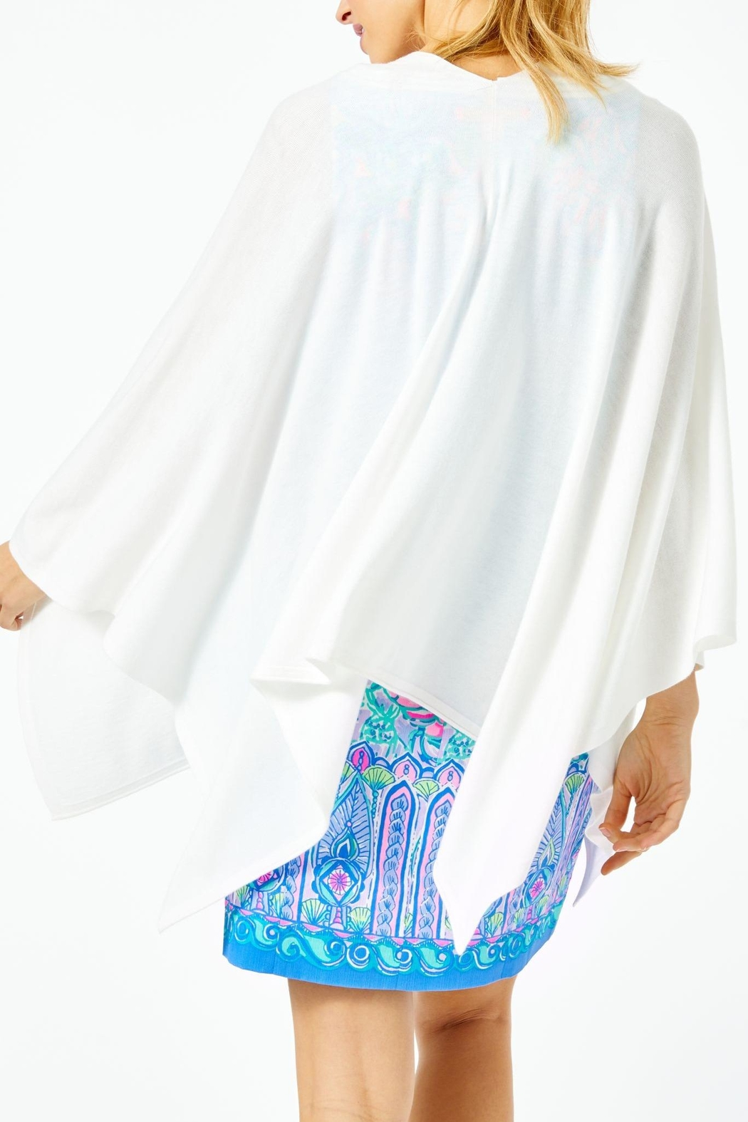 Lilly Pulitzer Terri Wrap - Front Full Image