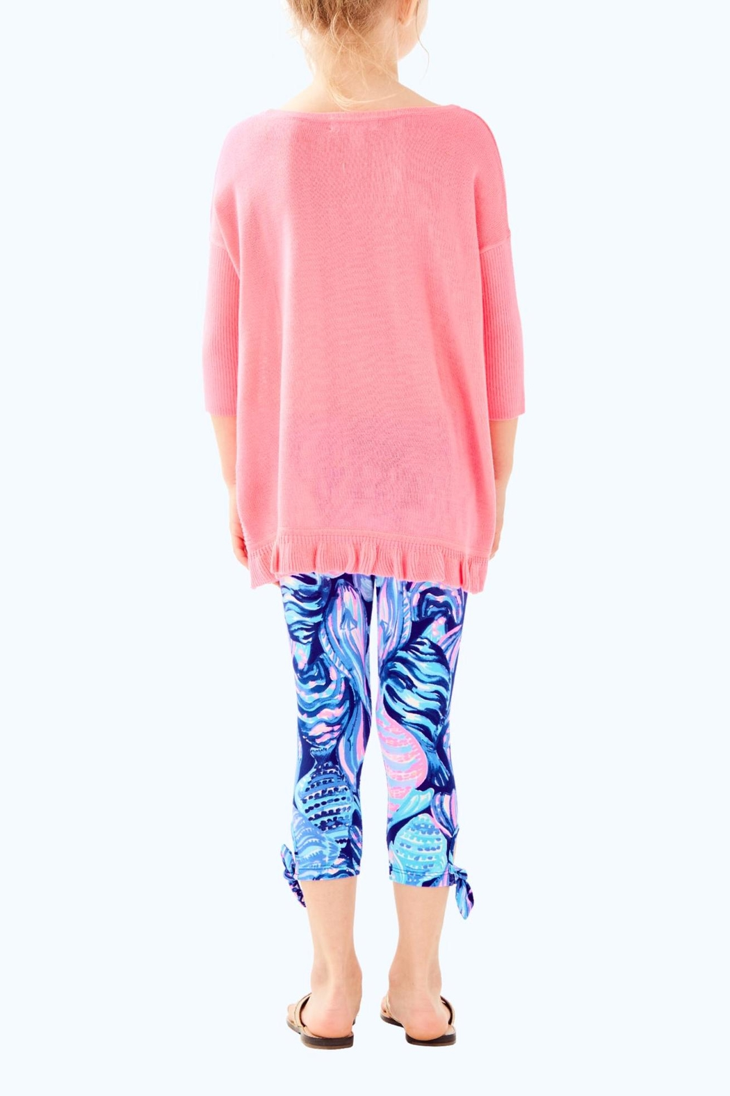 Lilly Pulitzer Tierneigh Sweater - Front Full Image