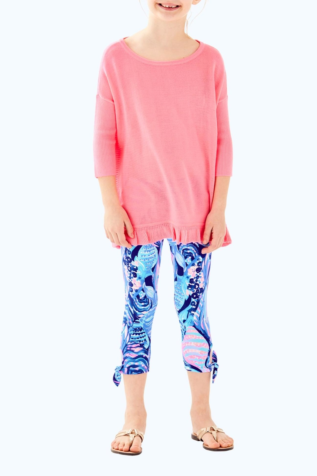 Lilly Pulitzer Tierneigh Sweater - Main Image