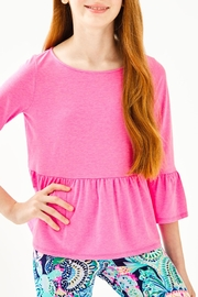 Lilly Pulitzer Tierney Top - Front cropped