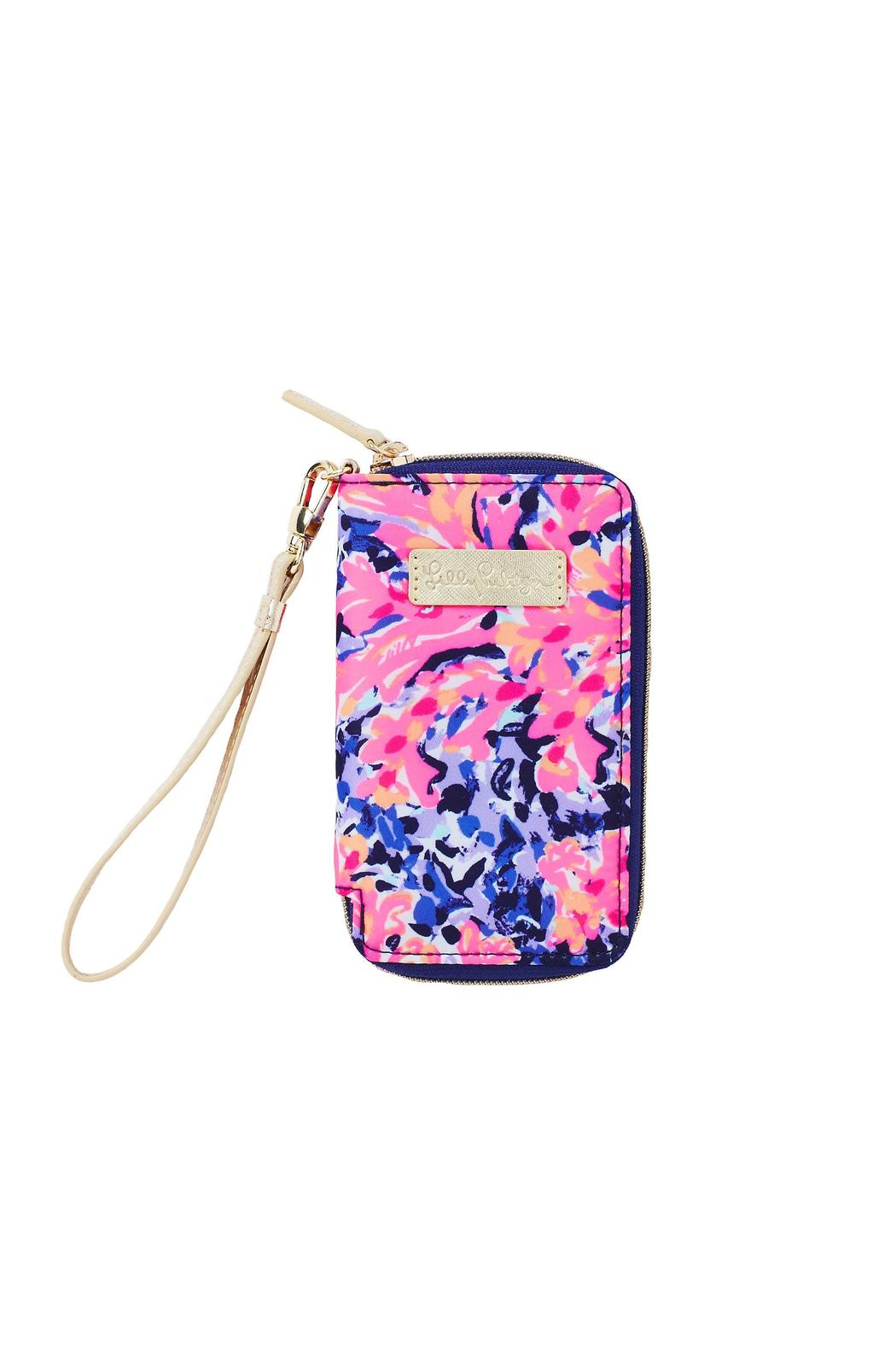 Lilly Pulitzer Tiki Palm Phone Case   Front Cropped Image