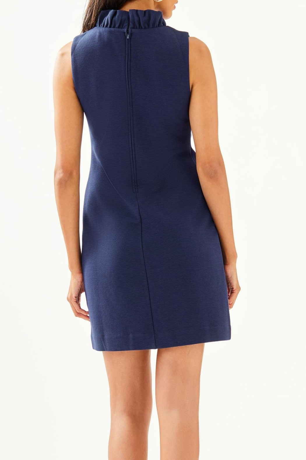 Lilly Pulitzer Tisbury Shift Dress - Front Full Image