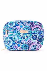 Lilly Pulitzer Travel Cosmetic Case - Product Mini Image