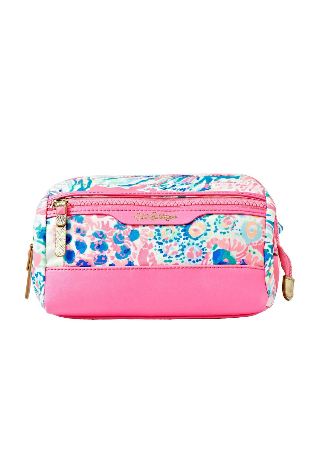 f33dce8b7b Lilly Pulitzer Travel Dopp Cosmetic Case from Sandestin Golf and ...