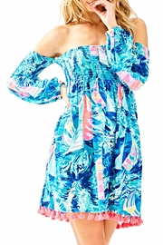 Lilly Pulitzer Trina Beach Dress - Product Mini Image