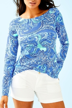 Lilly Pulitzer Tristan Top - Product List Image
