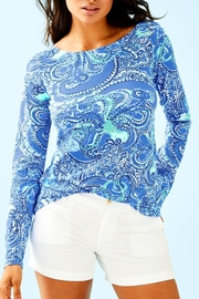 Lilly Pulitzer Tristan Top - Product Mini Image