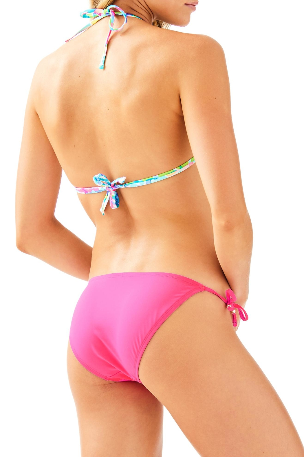 Lilly Pulitzer Tropic Bikini Bottom - Front Full Image