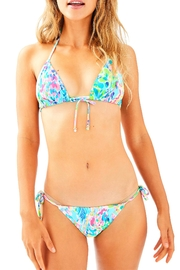 Lilly Pulitzer Tropic Bikini Top - Front cropped