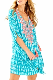 Lilly Pulitzer Tullie Coverup Dress - Product Mini Image