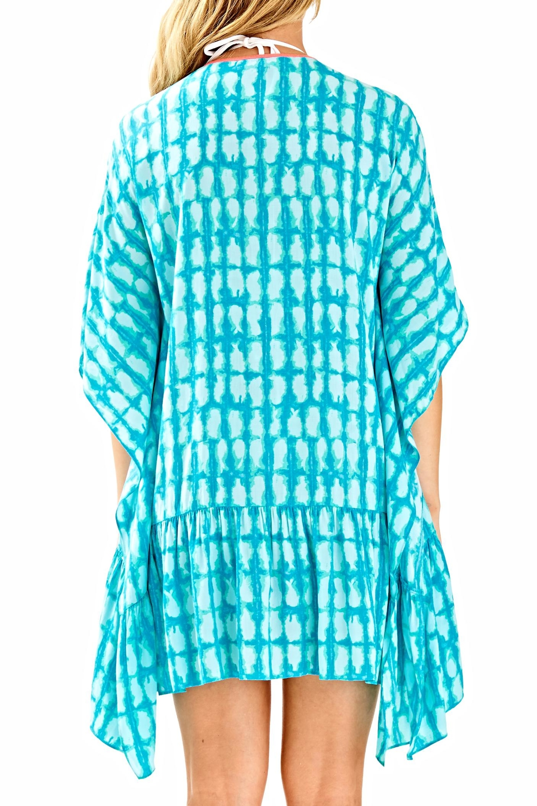 Lilly Pulitzer Tullie Coverup Dress - Front Full Image
