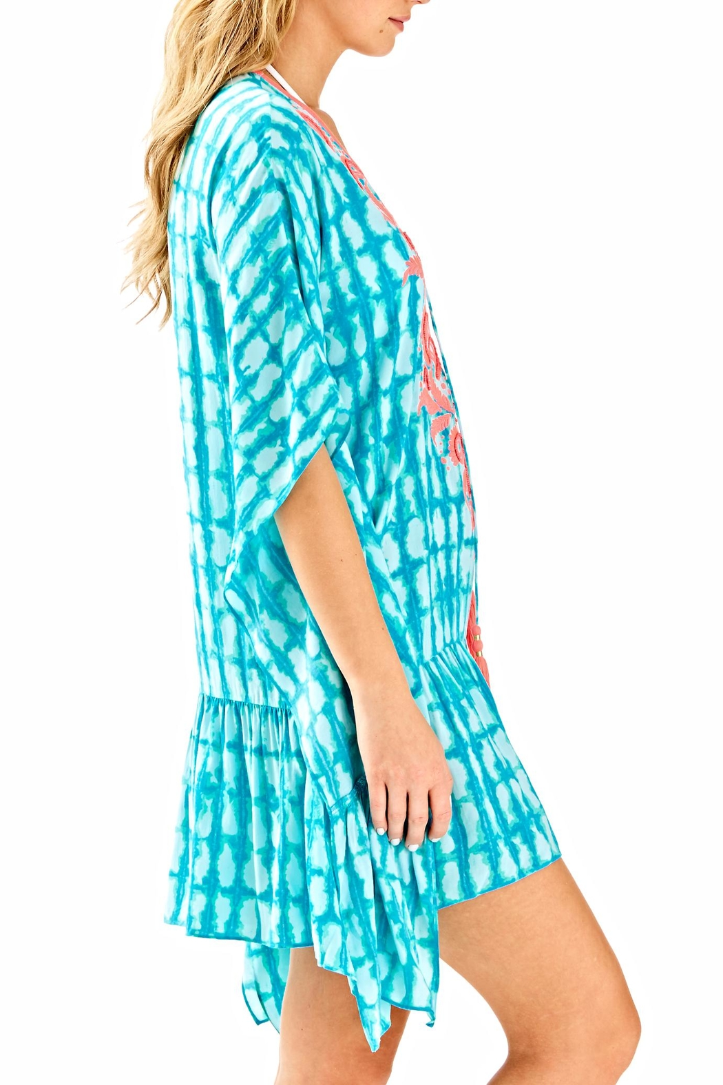 Lilly Pulitzer Tullie Coverup Dress - Side Cropped Image