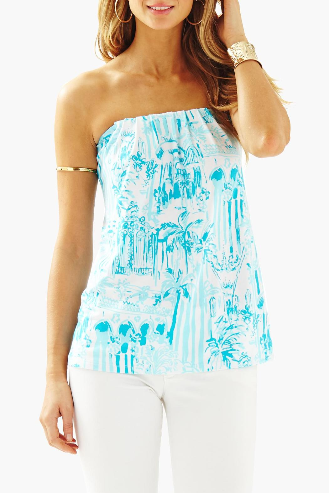 18dddf0796 Lilly Pulitzer Tyra Tube Top from Sandestin Golf and Beach Resort by ...