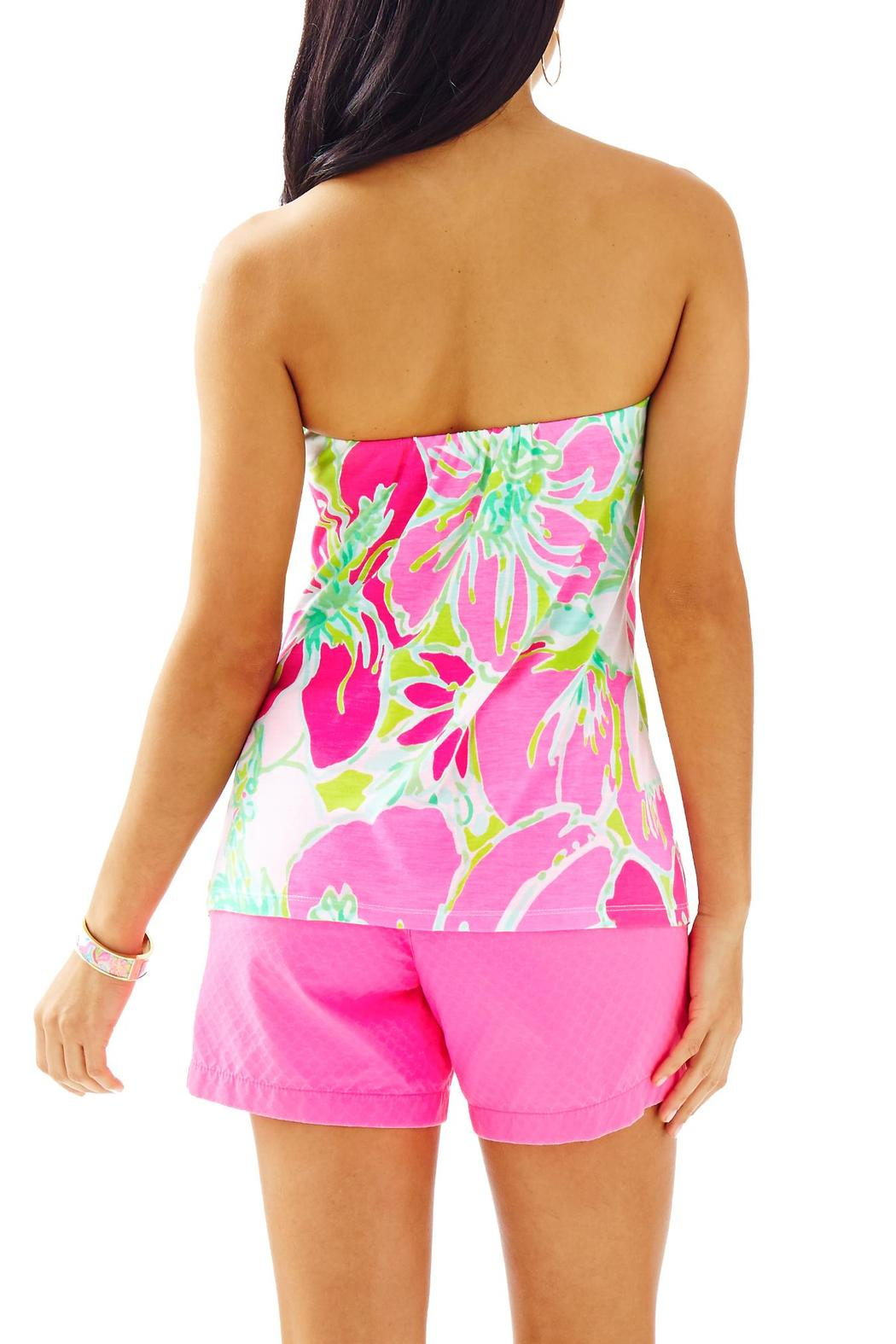 12b5770ed8 Lilly Pulitzer Tyra Strapless Printed Tube-Top from Sandestin Golf ...