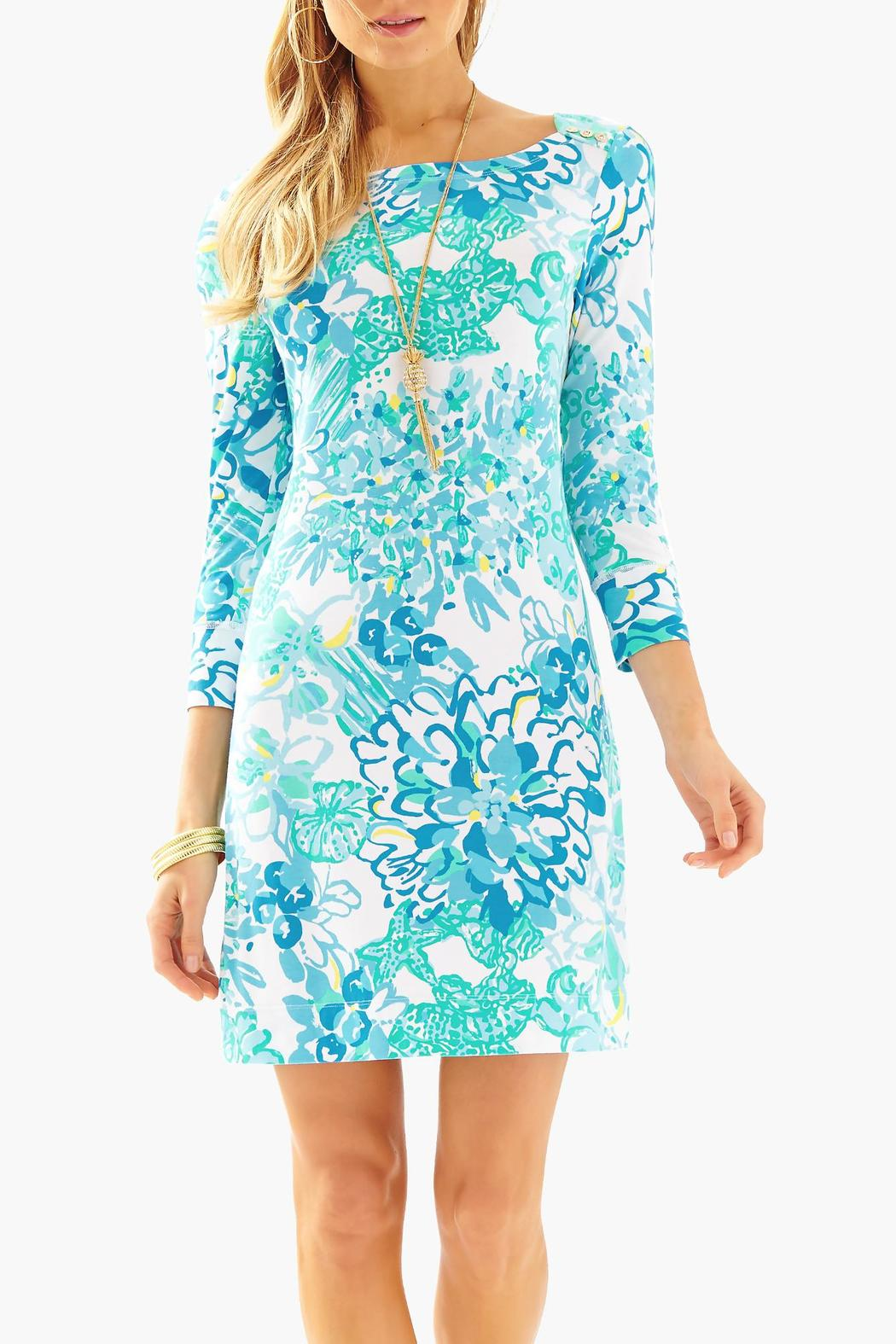 Lilly Pulitzer Upf 50+ Sophie-Dress - Front Cropped Image