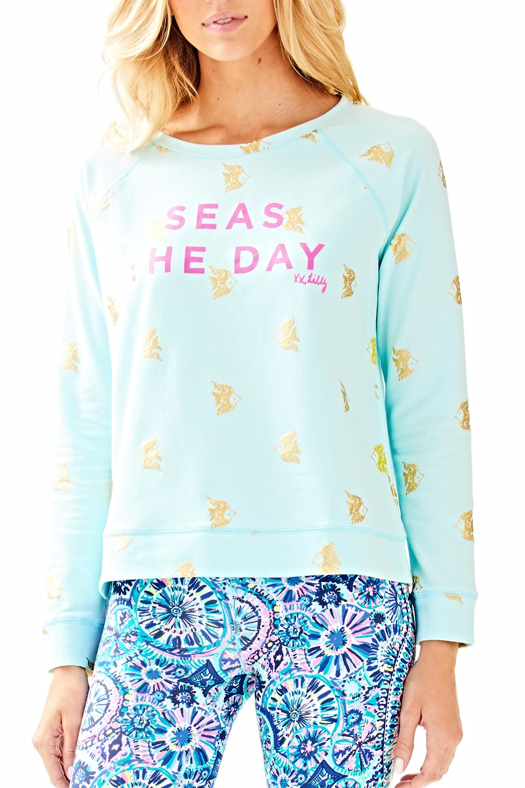 Lilly Pulitzer Braydon Pullover - Main Image