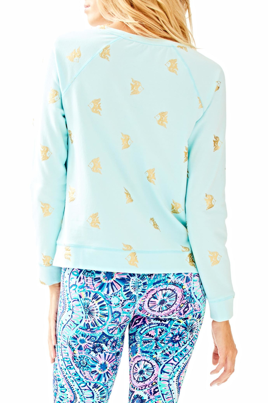 Lilly Pulitzer Braydon Pullover - Front Full Image