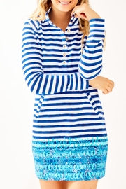 Lilly Pulitzer Upf50+ Captain Dress - Product Mini Image