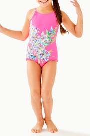 Lilly Pulitzer Upf50+ Juliet Swimsuit - Side cropped