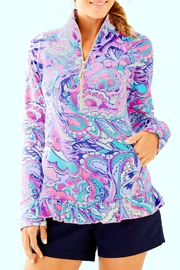 Lilly Pulitzer Upf50+ Killian Popover - Product Mini Image