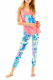 Lilly Pulitzer Weekender Cropped Pant - Back cropped
