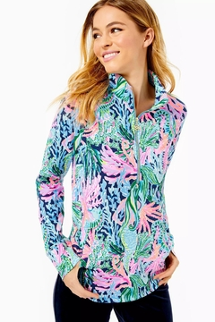 Lilly Pulitzer Upf50+ Skipper Popover - Product List Image