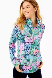 Lilly Pulitzer Upf50+ Skipper Popover - Product Mini Image