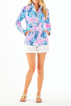 Lilly Pulitzer Upf50+ Skipper Popover - Alternate List Image