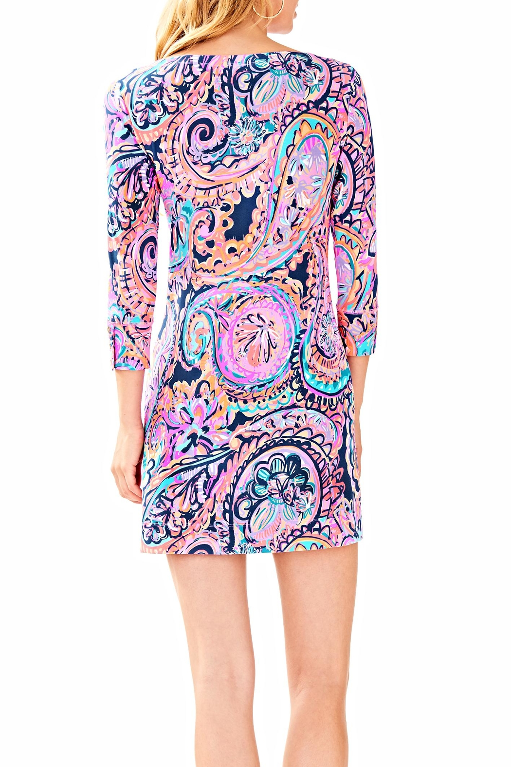 Lilly Pulitzer Sophie Dress - Front Full Image