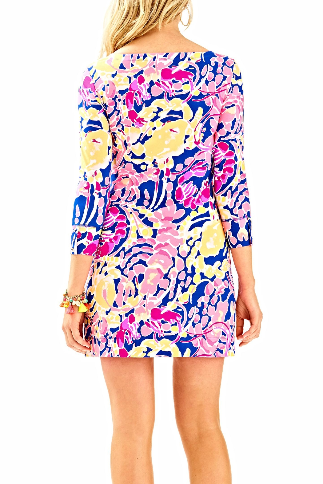 Lilly Pulitzer UPF 50 Sophie Dress - Front Full Image