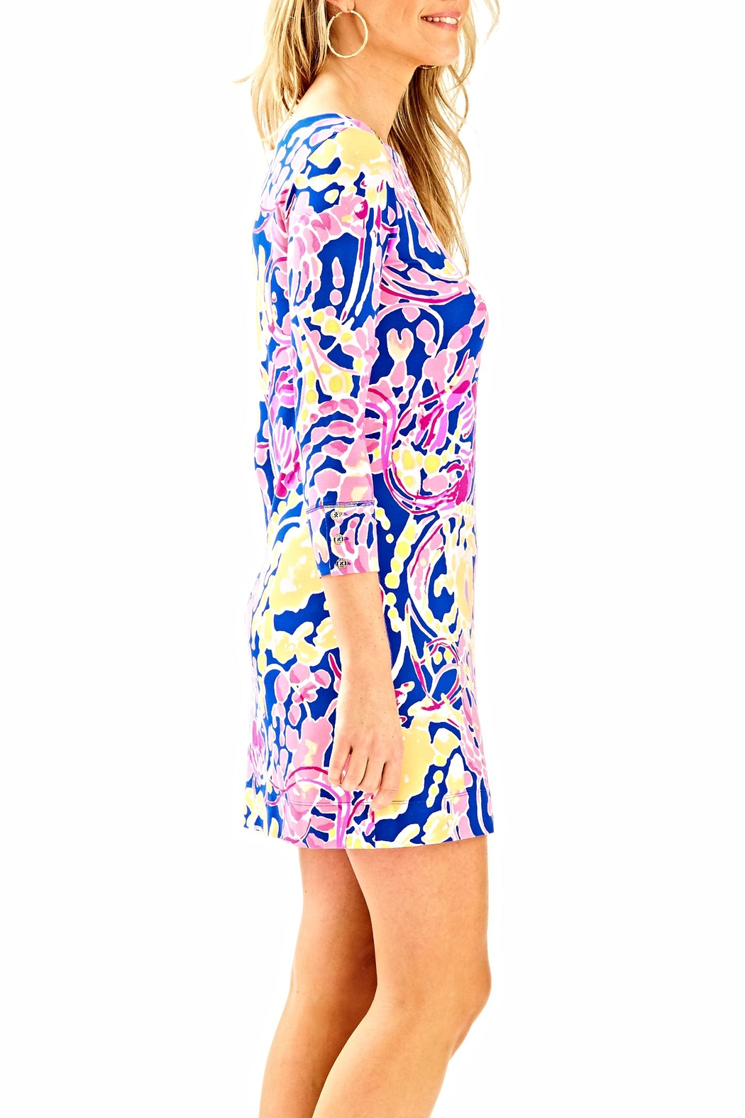 Lilly Pulitzer UPF 50 Sophie Dress - Side Cropped Image