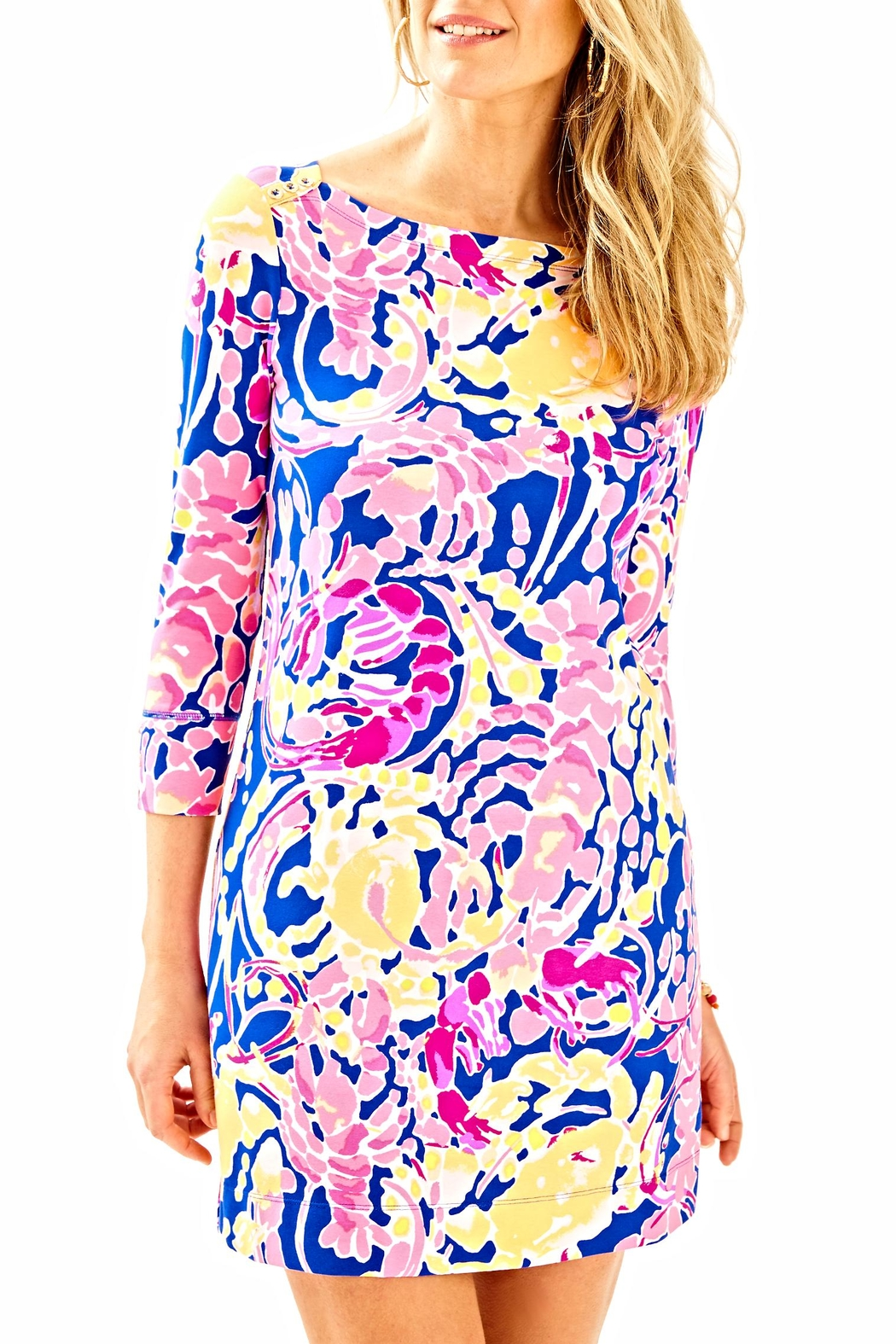Lilly Pulitzer UPF 50 Sophie Dress - Main Image