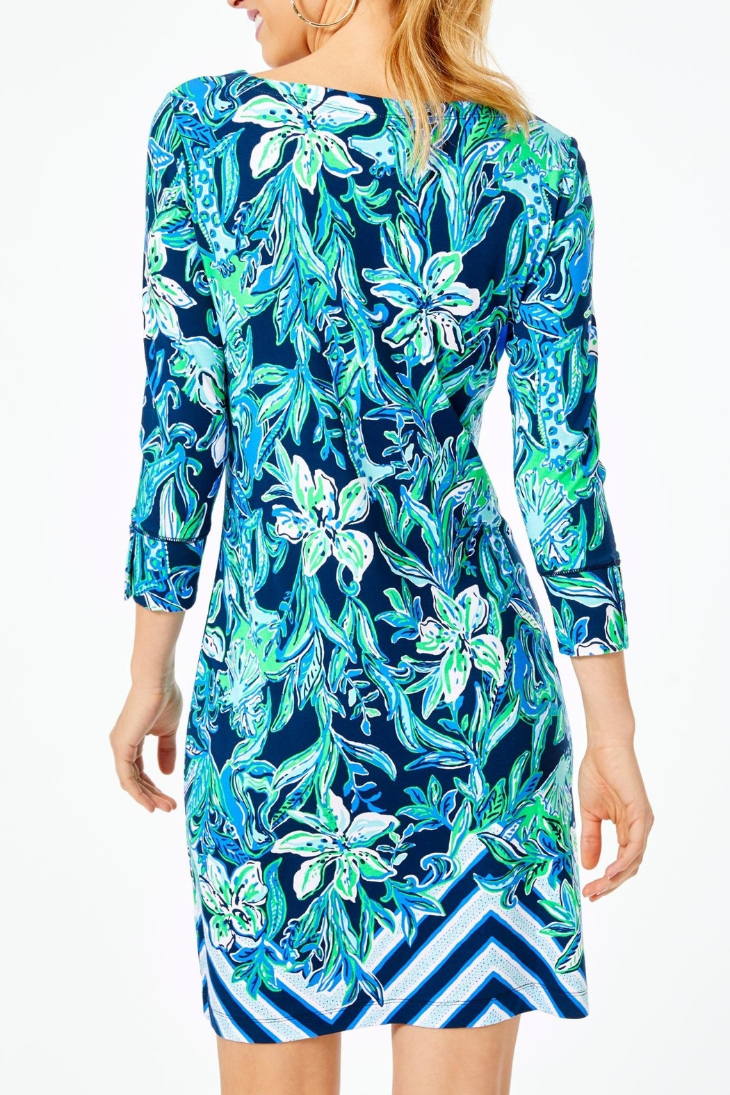 Lilly Pulitzer Upf50+ Sophie Dress - Front Full Image