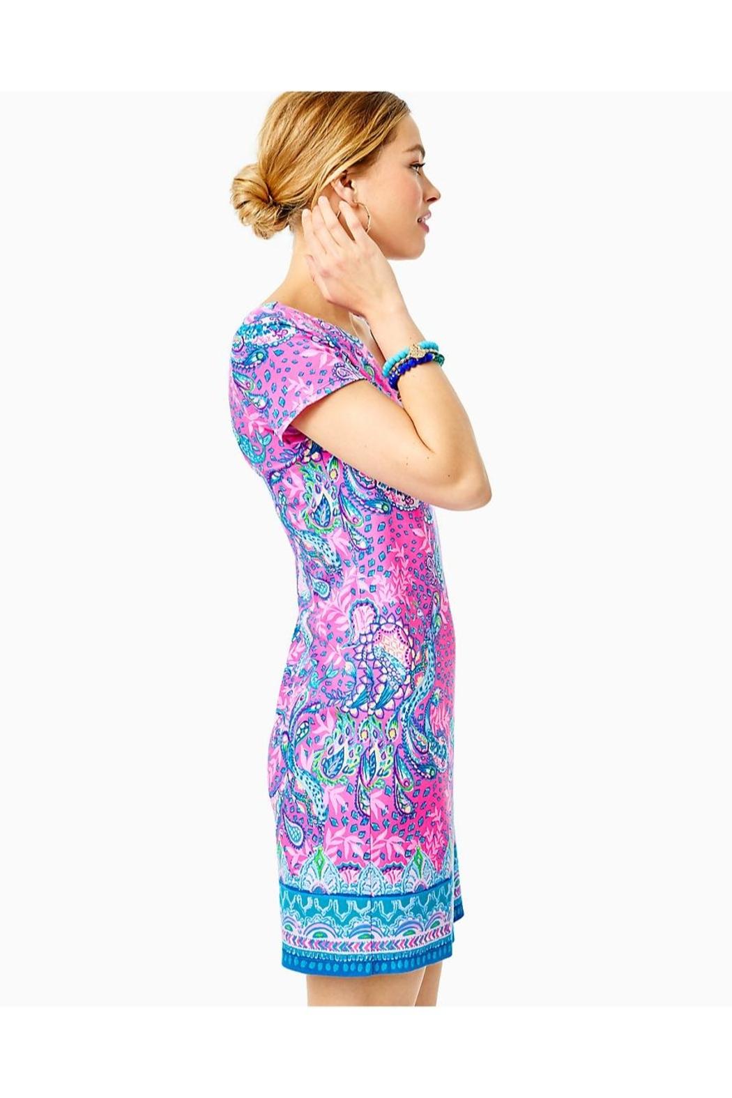 Lilly Pulitzer Upf50+ Sophiletta Dress - Side Cropped Image