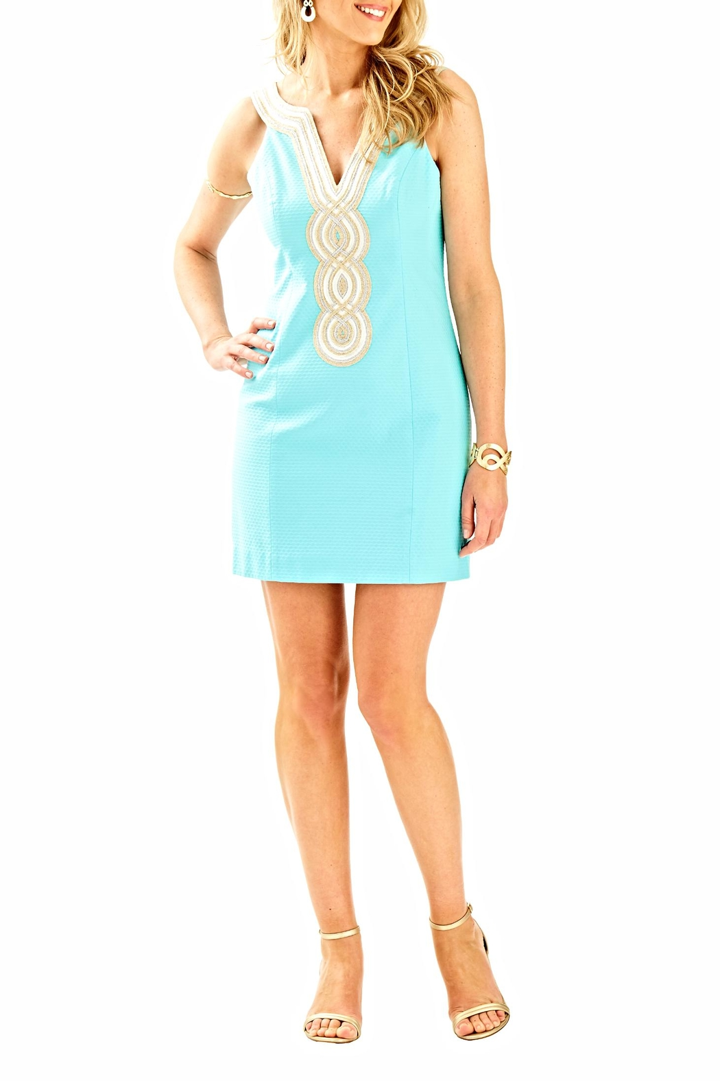 Lilly Pulitzer Valli Shift Dress from Sandestin Golf and Beach ...