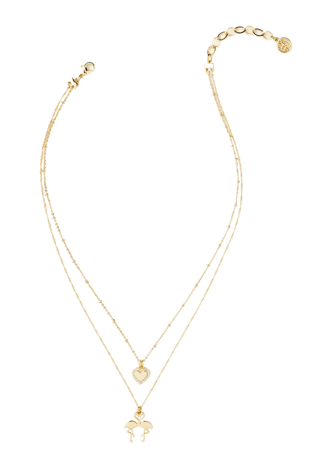 Lilly Pulitzer Via Amor Necklace - Main Image