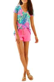 Lilly Pulitzer Vina Pink Short - Product Mini Image