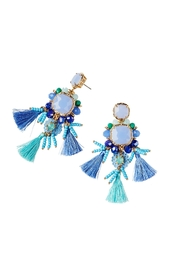 Lilly Pulitzer Waterside Earrings - Front cropped