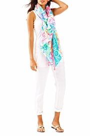 Lilly Pulitzer Waterside Wrap Scarf - Product Mini Image
