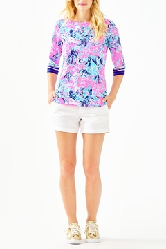 Lilly Pulitzer Waverly Top - Alternate List Image