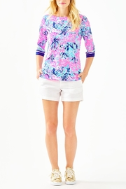 Lilly Pulitzer Waverly Top - Side cropped