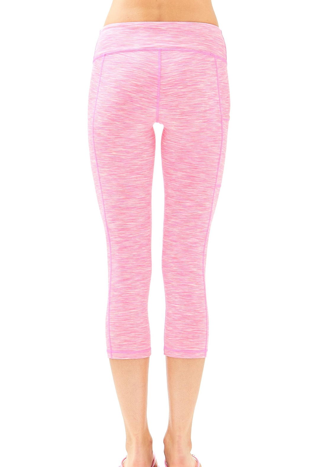 Lilly Pulitzer Weekender Crop Pant - Front Full Image