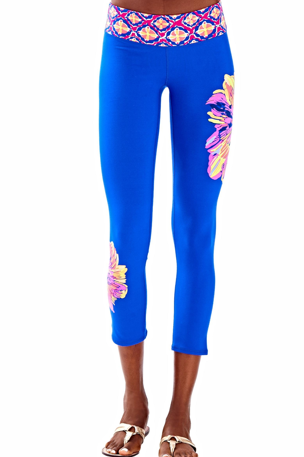 Lilly Pulitzer Weekender Cropped Pant - Main Image